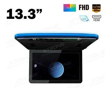 "13.3"" 1080P CAR ROOF PLAYER WITH HDMI INPUT"