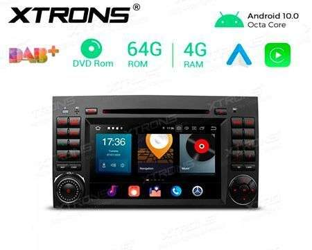 "7"" ANDROID 10 OCTACORE 4+64GB CAR DVD GPS A/B/VITO/SPRINTER"
