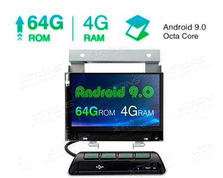 "7"" ANDROID 9.0 OCTACORE 4GB RAM+64GB CAR GPS WIFI FREELANDER 2"