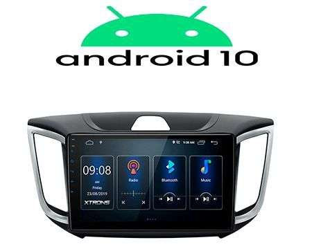 "10.1"" IPS ANDROID 10 DSP QUADCORE CAR GPS WIFI iX25