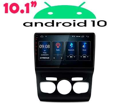"10.1"" IPS ANDROID 10 DSP QUADCORE CAR GPS WIFI CITROEN C4"