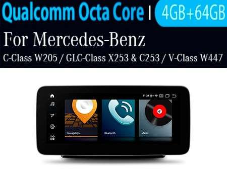 "10.25"" 4G QUALCOMM 8CORE 4+64GB GPS ANDROID 10 C